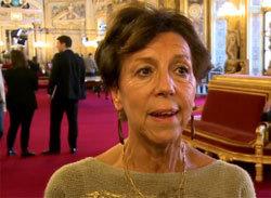 La sénatrice Catherine Procacchia.