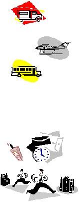 Le DUT débouche sur des postes d'organisateurs dans les transports.