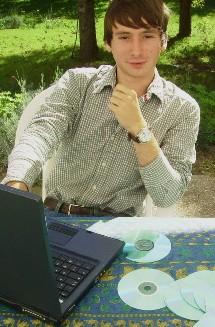Pour faire des études d'informatique, j'ai choisi un bac S option sciences de l'ingénieur (SI).