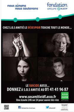 SOS Amitié veut prévenir le suicide par l'écoute