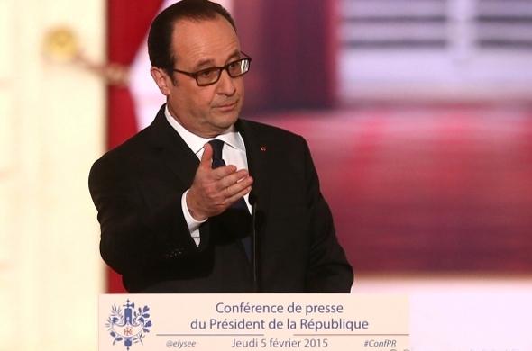 © Présidence de la République