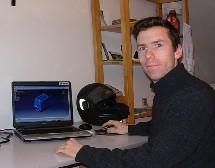 Xavier, 23 ans, en école d'ingénieur en alternance