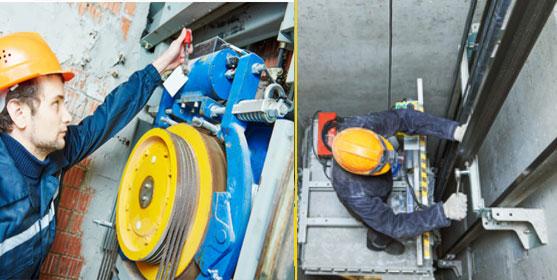 Technicien ascensoriste : un métier qui monte