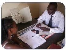 Les jeunes sont reçus en entretiens individuels