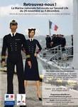 L'affiche de l'opération de recrutement sur  Second Life