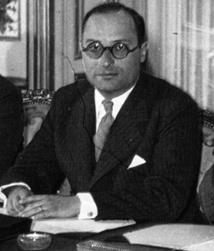 Jean Zay en 1937. © : Gallica