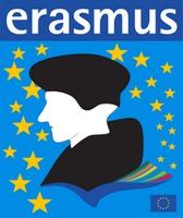 Le logo du programme Erasmus+