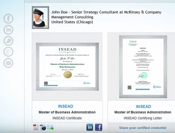 les grandes  u00e9coles avancent vers la certification