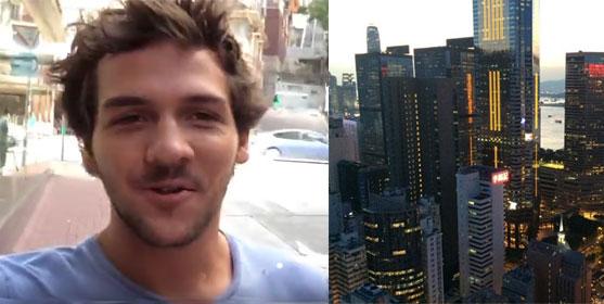 Entrepreneuriat : un jeune diplômé cherche du nouveau en Asie