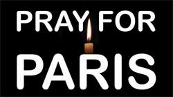 #PrayforParis : une chanson et des milliers de messages en hommage aux victimes