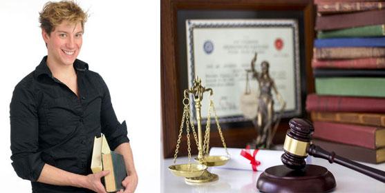 Suis-je fait pour les études de droit ?