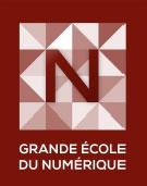 Le label GEN, Grande école du numérique.