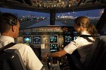 Pilote de ligne : un bureau dans le ciel