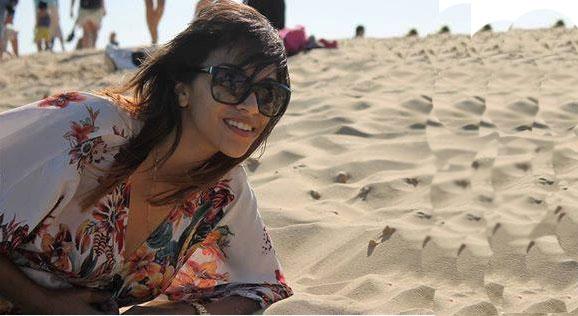 Samira, 24 ans, étudiante en licence d'économie et maman de deux garçons. (DR)