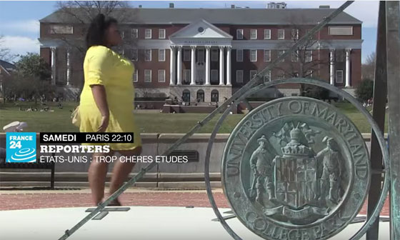 Reportage : les jeunes Américains étranglés par le coût des études et de la dette