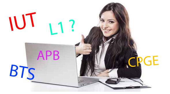 APB : Première phase d'admission pour l'orientation postbac des lycéens