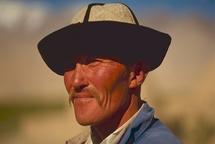 Un habitant du Xinjiang