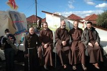 Les Franciscains du Bronx © WYD 2008