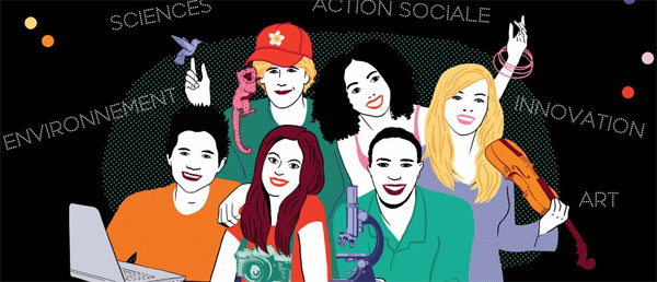 Bourses Déclics Jeunes : vingt lauréats gagnent 7600 € pour réaliser leur projet
