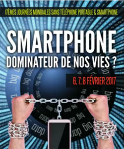 Trois Journées sans téléphone portable pour mieux maîtriser l'usage du smartphone