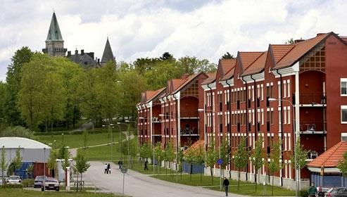 L'université Linnaeus de Vaxjö