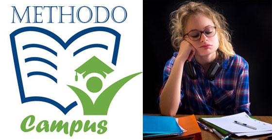 Méthodo Campus : des méthodes anti-échec pour étudier vite et bien