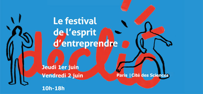 Festival Déclic : pour les 15-25 ans qui veulent entreprendre
