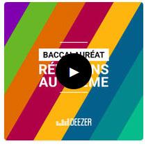 Révisions du bac : Deezer lance sa chaîne de fiches audio