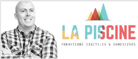 Métiers du numérique : La Piscine, une nouvelle formation courte sur Bordeaux