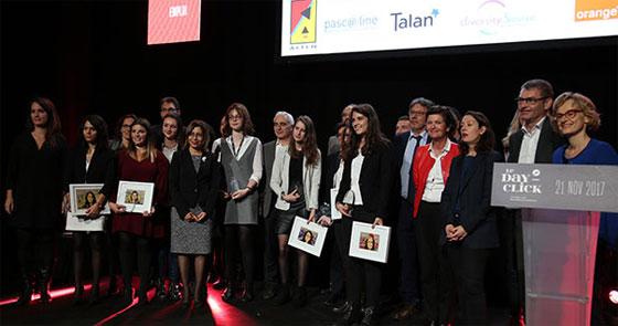 Prix Excellencia 2017 : huit étudiantes gagnent des études gratuites dans le numérique