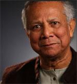 Muhammad Yunus.