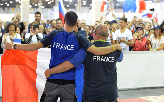 Photo : Euroskills France