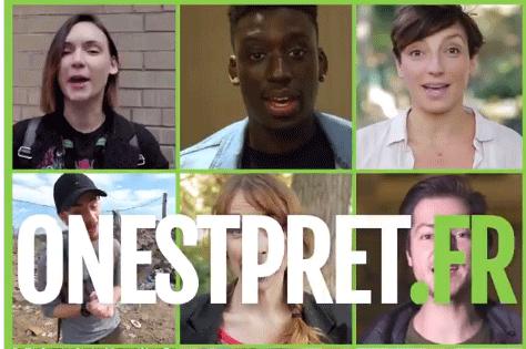#onestprêt : 60 Youtubeurs mobilisés pour le climat