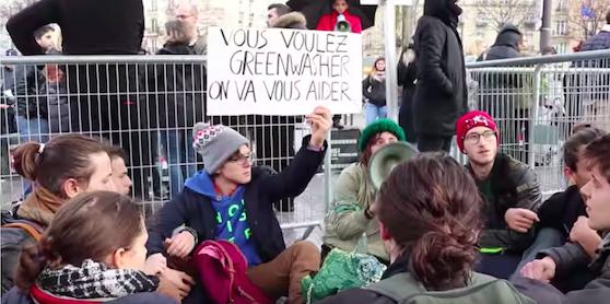 Des étudiants appellent à la grève mondiale des jeunes pour le climat