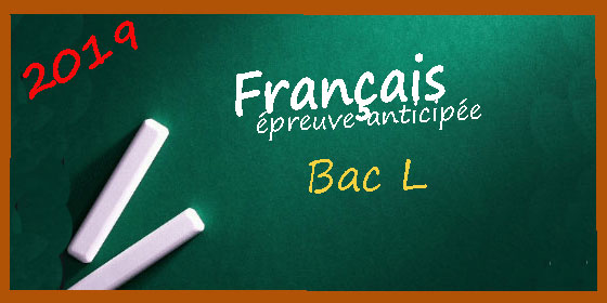 Bac français : les sujets et corrigés de l'épreuve anticipée en série L