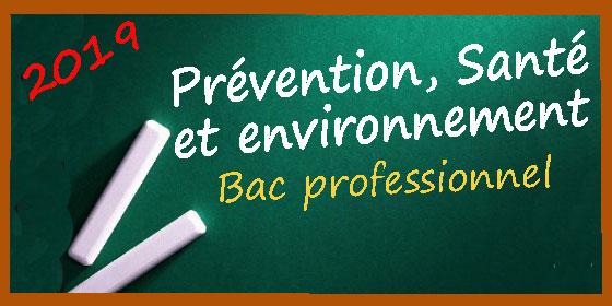 Bac Pro : les corrigés des sujets Prévention Santé et environnement (PSE)