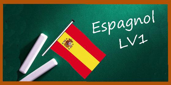 Les corrigés des sujets d'espagnol LV1 pour toutes les séries