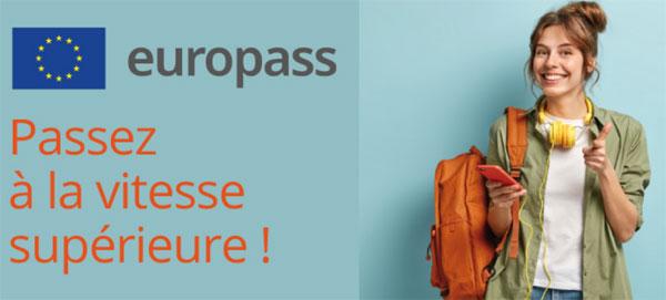 Nouvelle plateforme Europass pour bâtir son CV et son projet pro à l'échelle de l'Europe