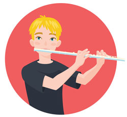Profil RIASEC : le type Artiste