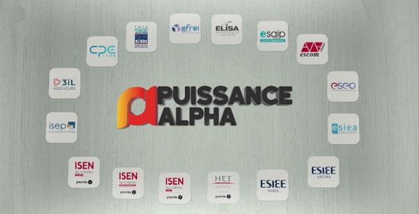 Le concours Puissance Alpha donne accès à 15 écoles d'ingénieurs sur 33 campus.