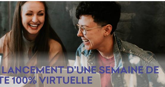 Des startups comme MyFuture proposent des formules alternatives de stages de découverte à distance. © MyFuture.