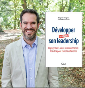 Docteur en sciences de gestion, Benjamin Pavageau est spécialiste en développement du leadership, de l'engagement et des talents. Il intervient auprès de managers ou d'équipes de travail en entreprise (DRH, membres de Codir, etc.), et également auprès d'étudiants en Masters et en MBA.