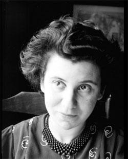 Etty Hillesum en 1939. Jusqu'à sa mort à Auschwitz en 1943, elle vit unchemin intérieur qu'elle a raconté dans ses lettres.
