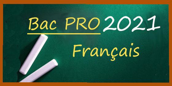 Bac pro : les sujets et les corrigés de français