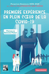 """De jeunes soignants racontent : """"J'ai été mobilisé contre le Covid-19"""""""