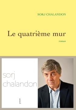 Le Prix Goncourt des lycéens 2013 à Sorj Chalandon