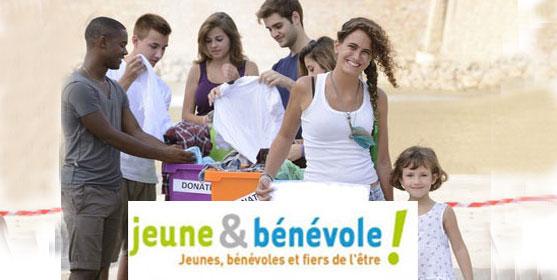 """Jeune et bénévole : """"on s'enrichit du bonheur des autres"""""""