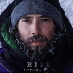 Rise, le nouveau film de ski extrême de Laurent Jamet
