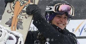 Sophie Rodriguez, snowboard half pipe