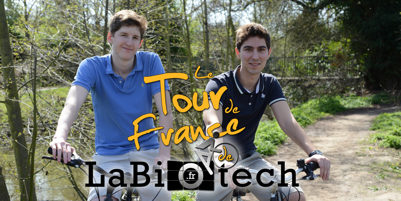 VIDEO. Ils ont fait le tour de France des biotechnologies